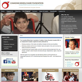 Canadian Wheelchair Foundation
