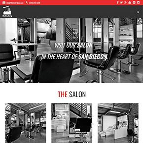 theFactoryHair Salon