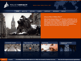 Policy Impact Communications