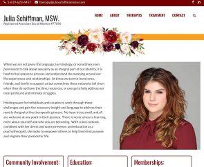 Julia Schiffman, MSW